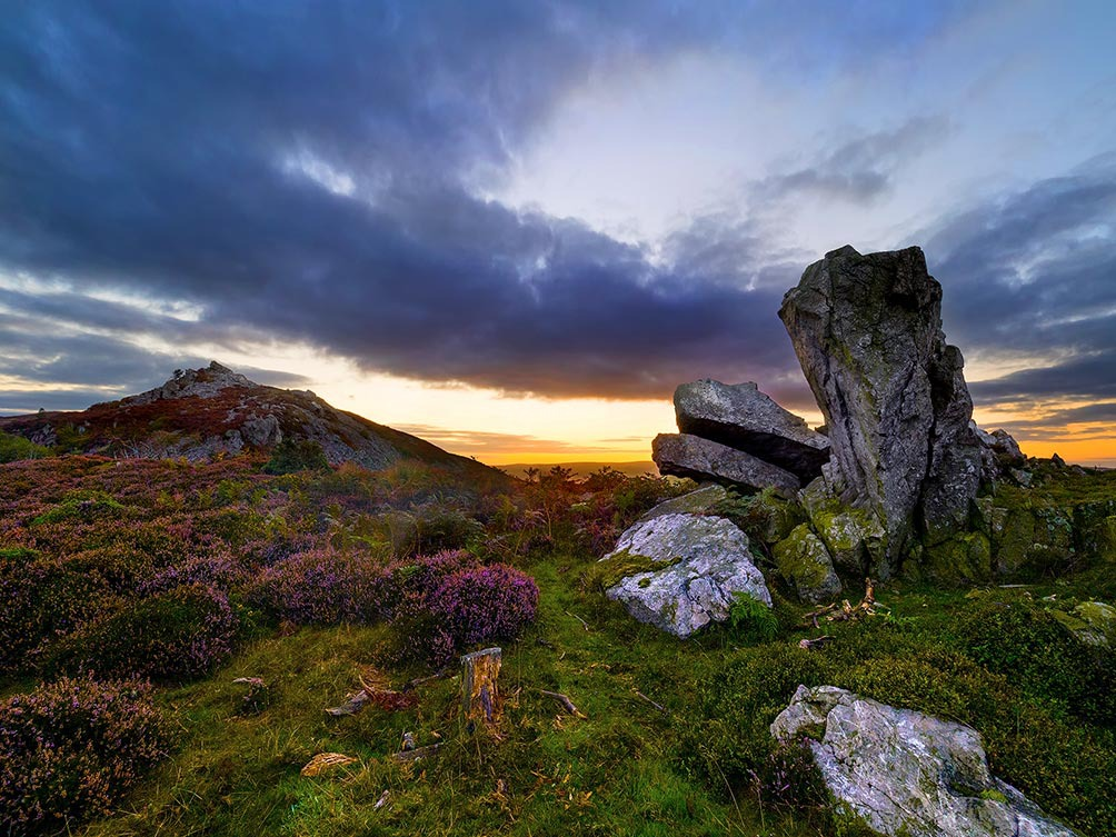 Devil's Chair-Stiperstones