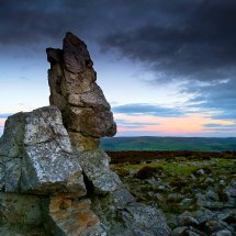 The Cairn-Stiperstones
