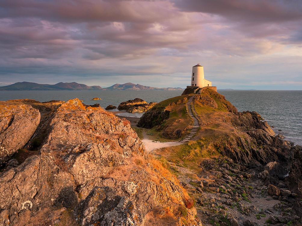 Llandwyn Lighthouse