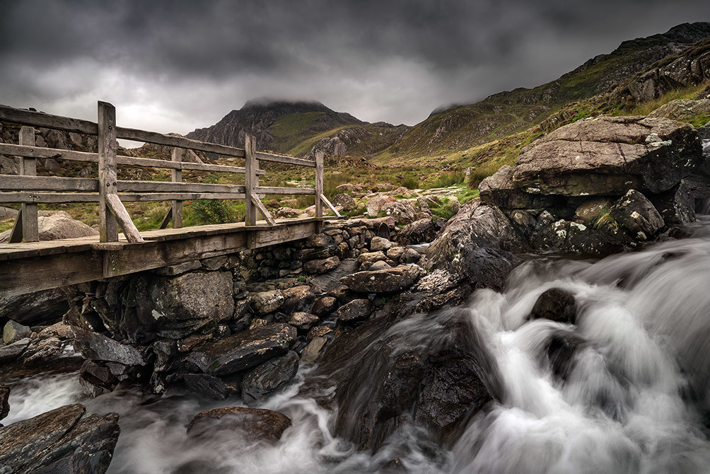 The Bridge to Idwal I