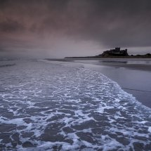 Bamburgh Incoming Tide