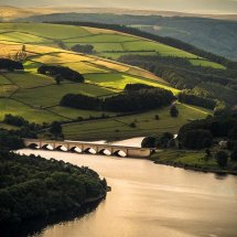 Ladybower Bamford Edge