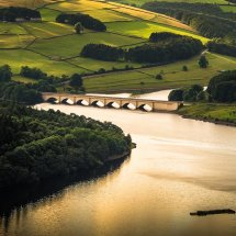 Golden Reservoir-Ladybower