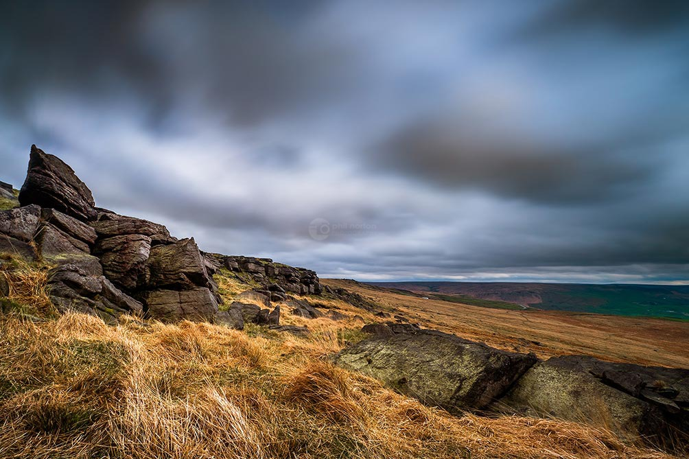 Racing Clouds-Castleshaw Moor