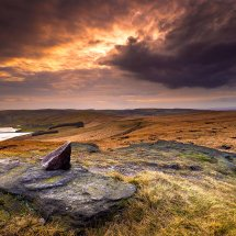The Point II-Castleshaw Moor