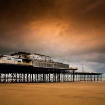 Autumn Storm-Colwyn Pier