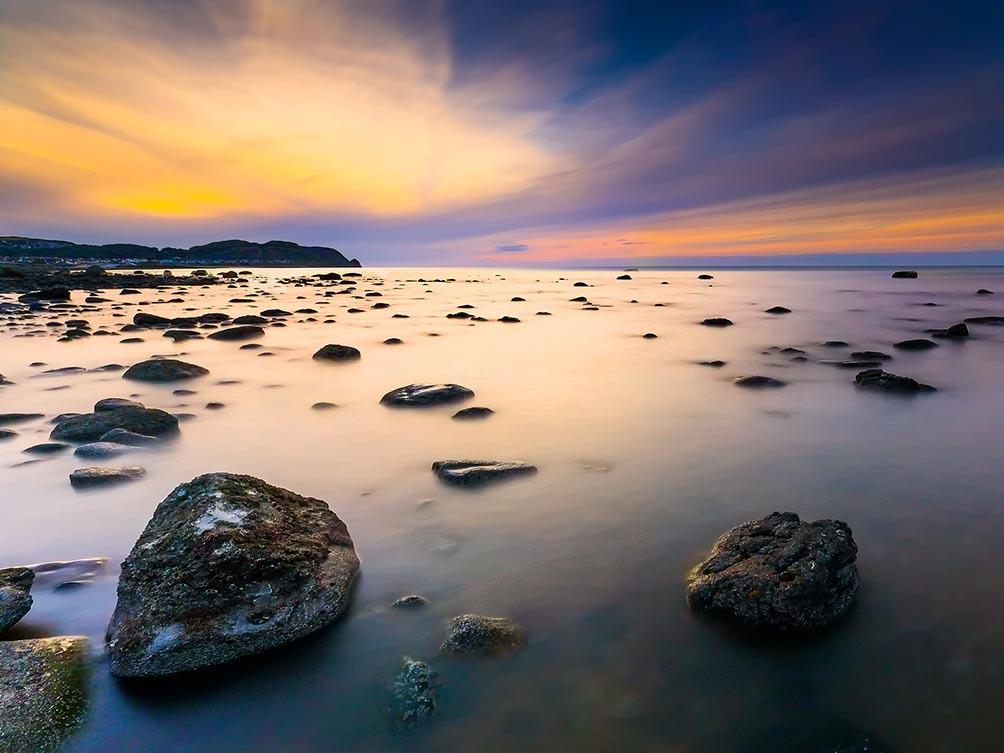 Blue Dusk-Colwyn Bay