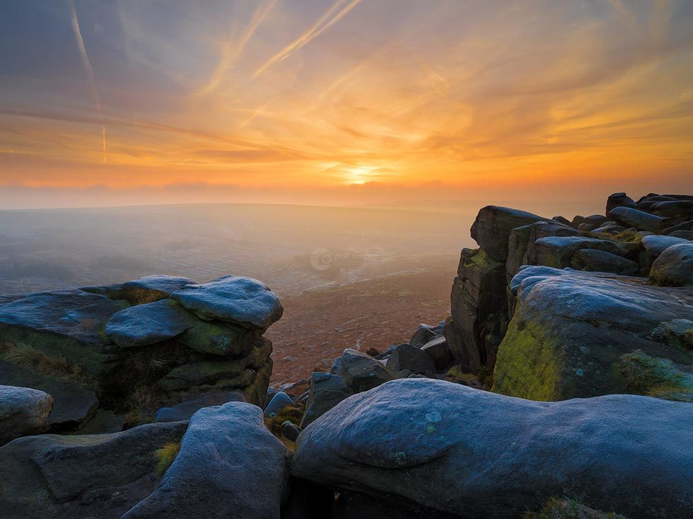Frosty Sunrise-Higger Tor