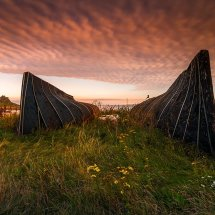 The Huts, Holy Island II