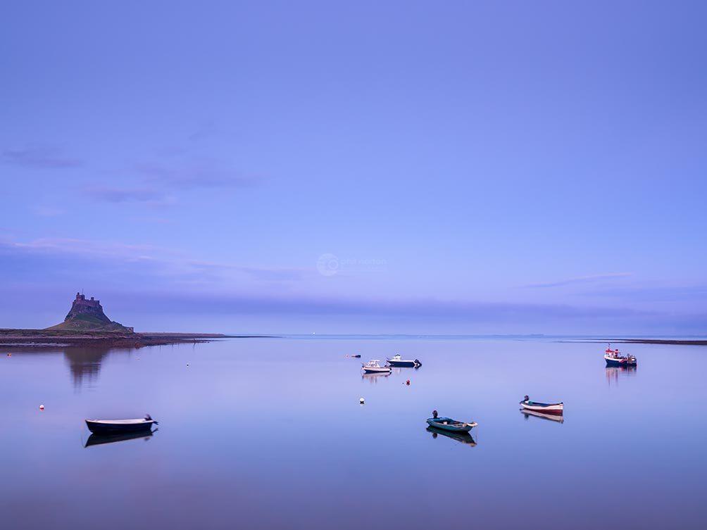 Twilight Bay, Holy Island