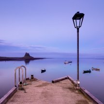 The Lamp, Holy Island