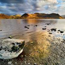 Golden Light Ullswater