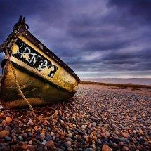 Yellow Boat-Lytham IIoat-Lytham III