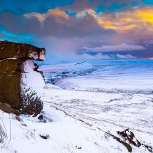 Winter Snow-Marsden Moor 1
