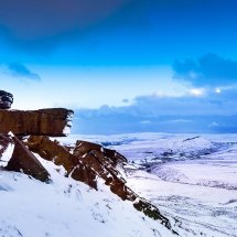 Winter Snow-Marsden Moor 2