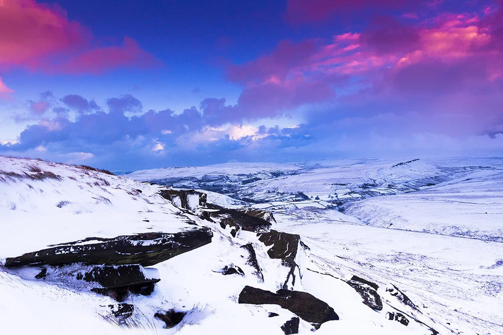 Winter Snow-Marsden Moor 3