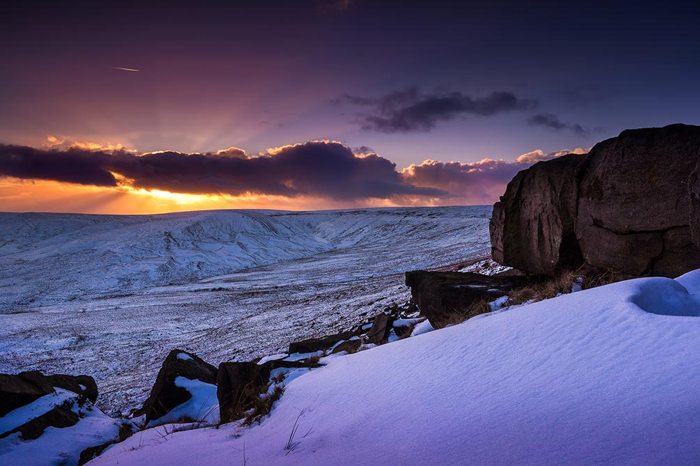 Winter Snow-Marsden Sunset 3