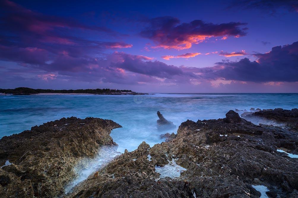 Purple Clouds