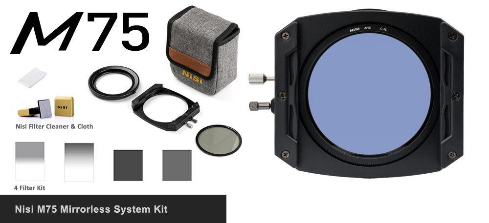 Nisi M75 Kit £315