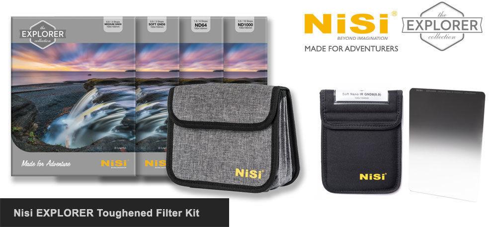 Nisi Explorer Filter Kit £389