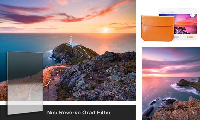 Nisi 100mm Reverse Graduated