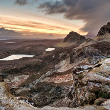 Quiraing Winter