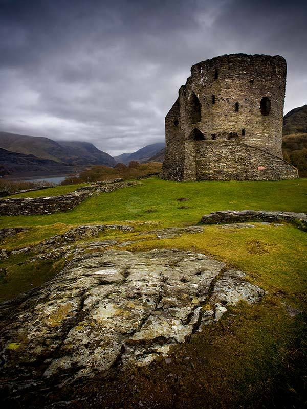Dolbadarn Castle -Snowdonia