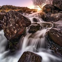 Ogwen Waterfall I