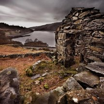 Doorway -Snowdonia