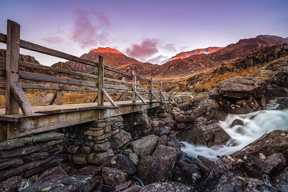 The Bridge to Idwal III
