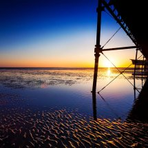 Southport Pier Sunset II