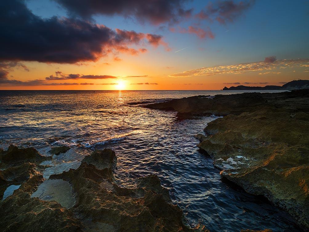 Javea Bay-Spain