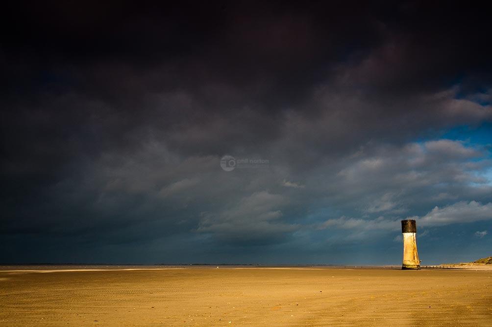 Storm Sky-Spurn Point
