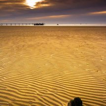 Pilots Pier Spurn Point I