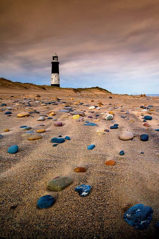 Spurn Point Lighthouse III