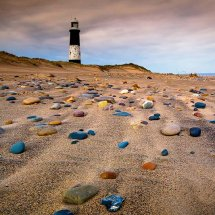 Spurn Point Lighthouse III