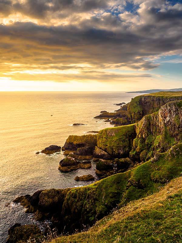 St Abbs Cliffs I