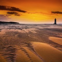 Sunrise-Talacre Beach