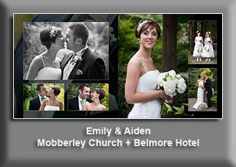 Wedding Mobberley Church