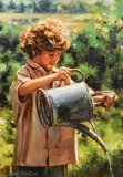 The Young Gardener by Mark O'Neill