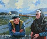 Twilight in Connemara by John Skelton