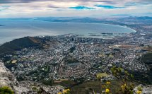 21 - Cape Town from Table Moutain