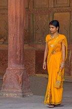 Agra Lady