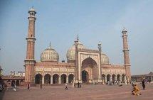 Jama Masid Mosque, Delhi