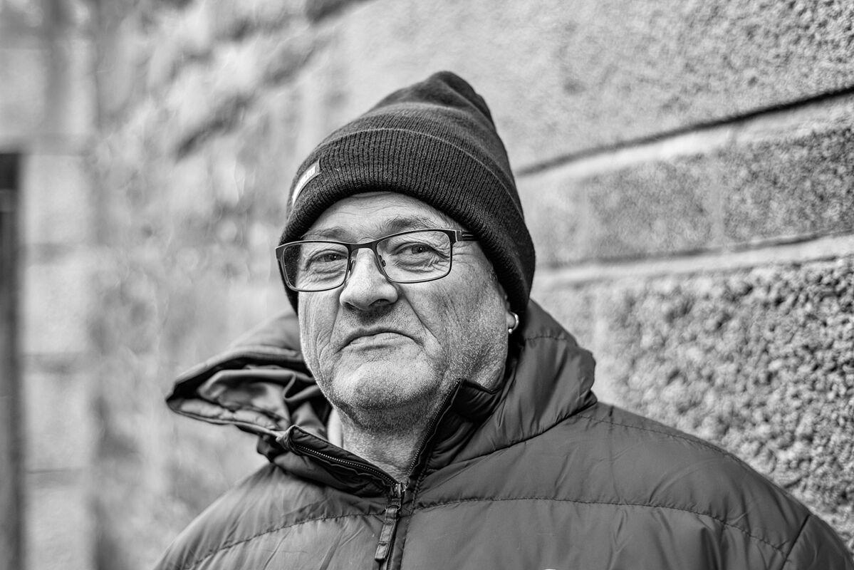 2nd Nigel Byrom ,Human Portrait, Paul