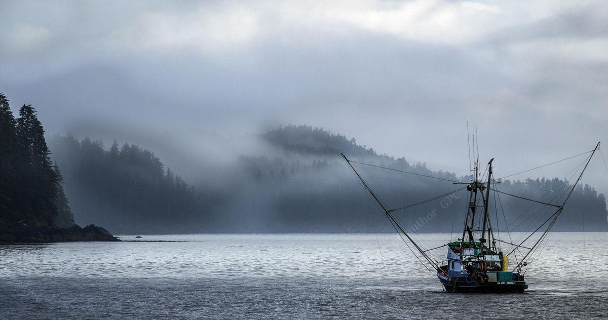 3-Jo Mahy, Fishing  Boat Alaska