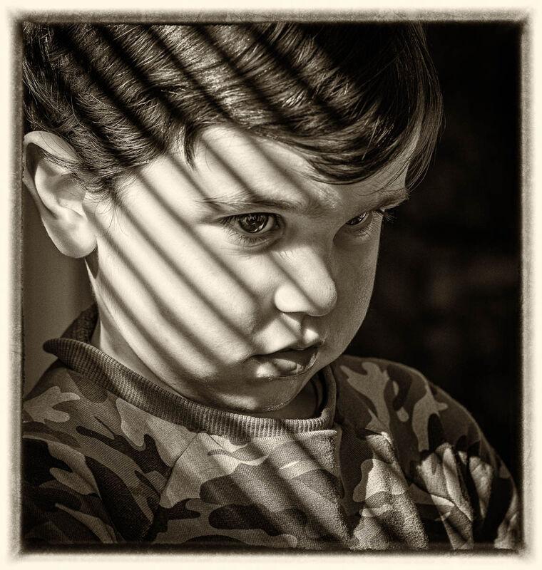 3rd Derek Bridel AFIAP, BPE2,Human Portrait, Thoughtful