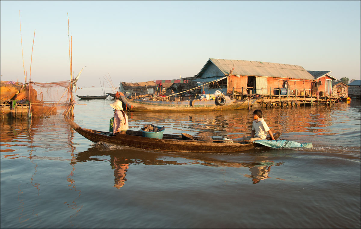 4th Anthony Le Conte ,Transport, Tonle Sap Lake People