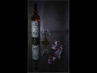4th Martyn Elliston Still Life Wine
