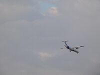 Abigail Panganayi ,Minimalism, Plane Taking Off